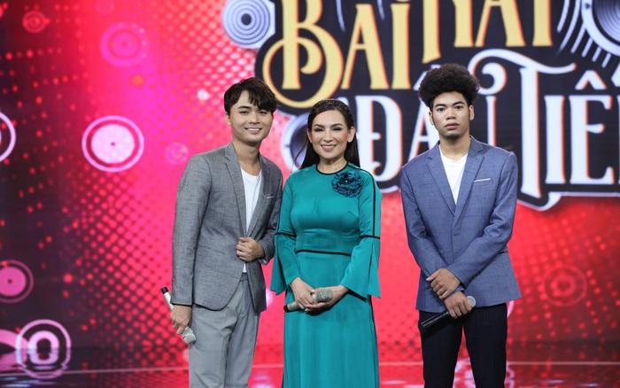 Phi Nhung lần đầu thử sức với EDM tại Bài hát đầu tiên