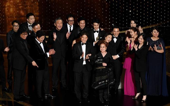 "Parasite: ""Cứu cánh"" của Lễ trao giải Oscar 2020"
