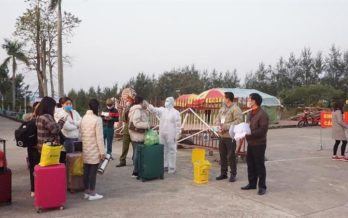Quảng Ninh: Thêm 31 người dân hết thời gian cách ly được về nơi cư trú - xổ số ngày 30112019