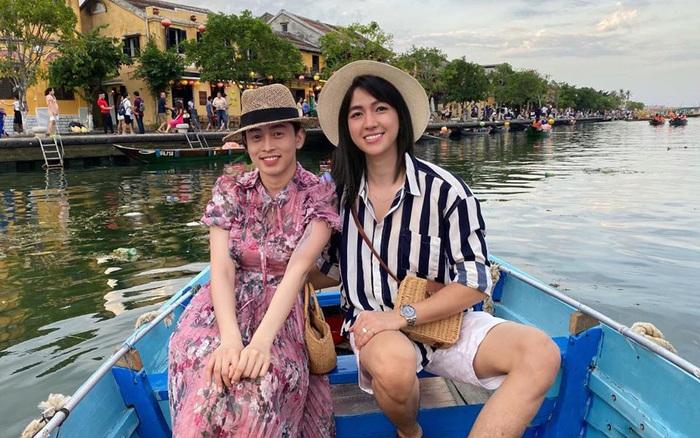 Bình An thừa nhận quá sai khi đăng ảnh cùng bạn gái Á hậu Phương Nga