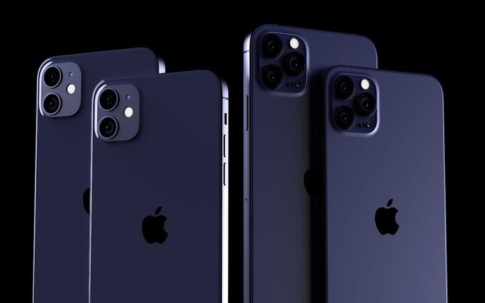 """iPhone 12 """"đọ dáng"""" cùng các phiên bản iPhone đời cũ - xổ số ngày 15102019"""