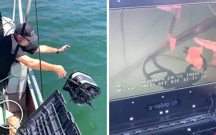 Thi thể của sao phim Glee mất tích dưới hồ đang được robot tìm kiếm