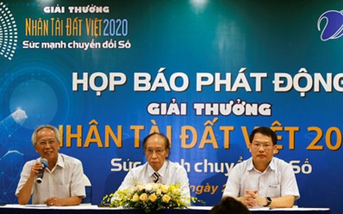 Giải thưởng Nhân tài đất Việt 2020 chính thức phát động, giữ nguyên chủ đề về Chuyển đổi số