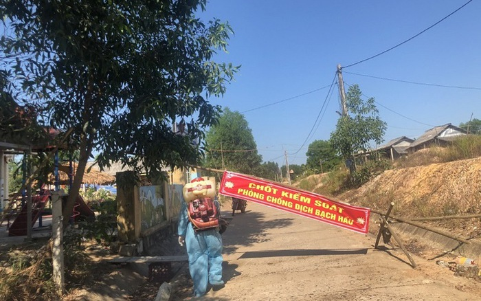 Một xã ở Quảng Trị có 5 ca bệnh bạch hầu