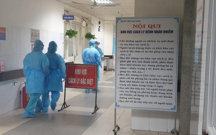Bộ Y tế tăng cường chi viện nhân lực giúp Đà Nẵng chống dịch