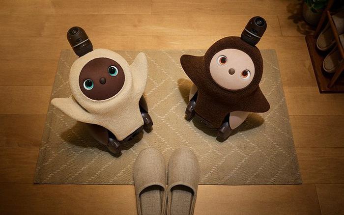 Lovot - Robot có cảm xúc, thay thế thú cưng trong nhà