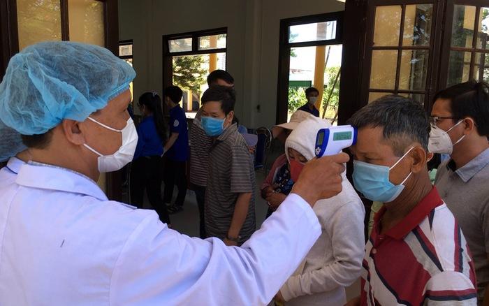 Thừa Thiên - Huế: Hơn 19.500 người từ vùng dịch trở về