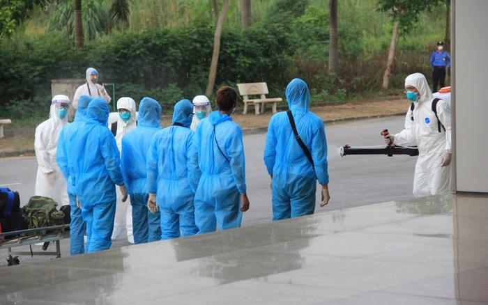 Nhiều bệnh nhân COVID-19 trở về từ Guinea Xích đạo nhiễm sốt rét