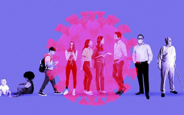 Thanh niên Mỹ chiếm tỷ lệ mắc COVID-19 cao hơn bất kỳ nhóm tuổi nào
