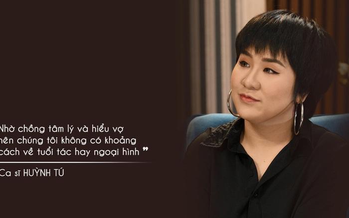 Ca sĩ Huỳnh Tú không được lòng nhà chồng vì quá cá tính