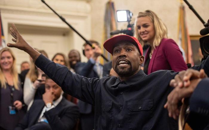 Rapper Kanye West tuyên bố tranh cử chức Tổng thống Mỹ, tỷ phú Elon Musk ủng hộ hoàn toàn
