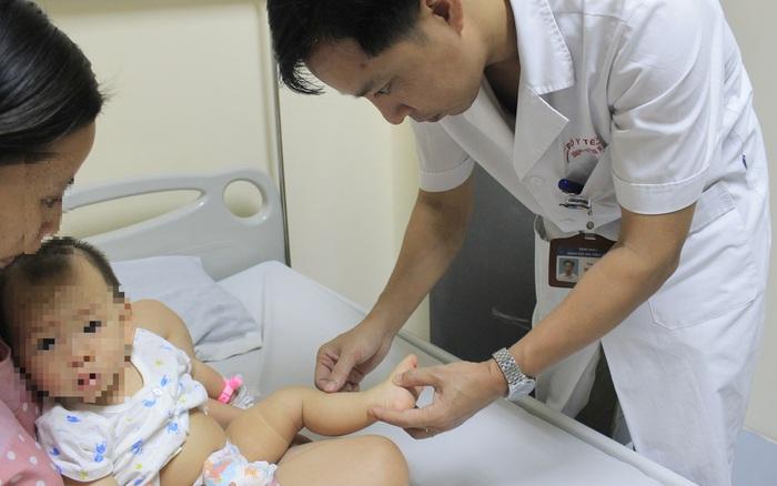 Gia tăng trẻ nhập viện do mắc tay chân miệng