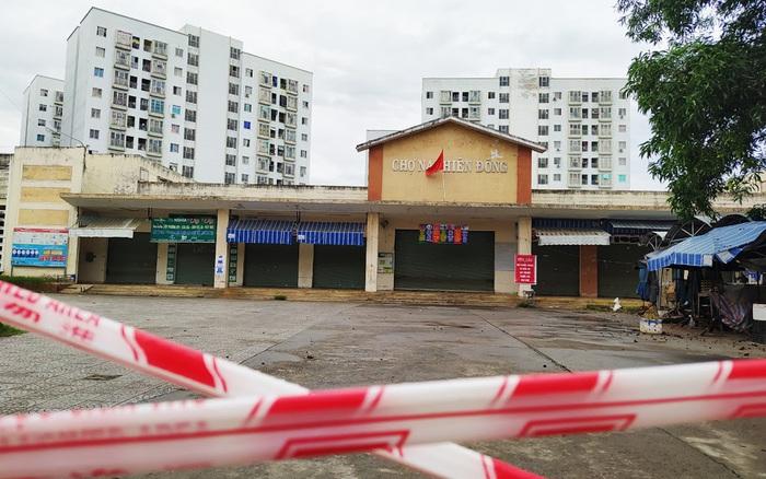 Đà Nẵng đóng cửa chợ Nại Hiên Đông do liên quan 3 bệnh nhân COVID-19