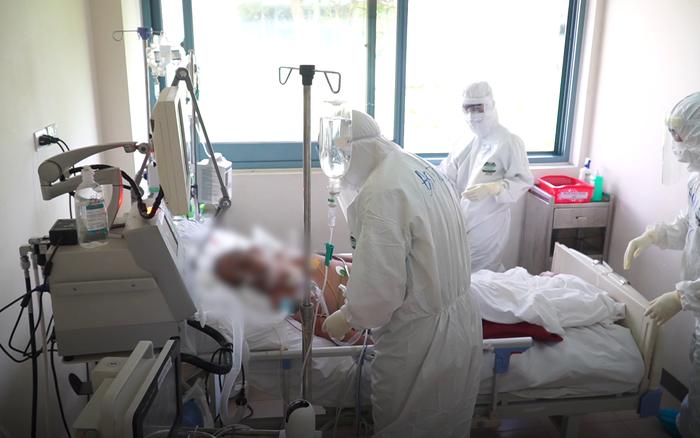 Việt Nam đã điều trị khỏi 1.380 ca bệnh COVID-19