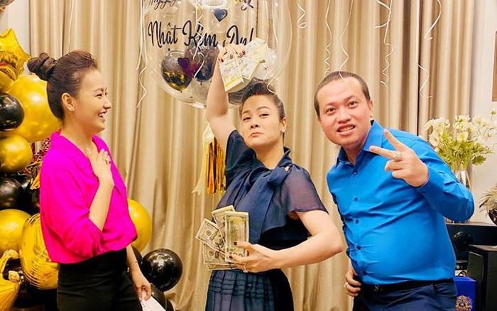 Nhật Kim Anh tiết lộ sự thật về quà sinh nhật 2 tỷ