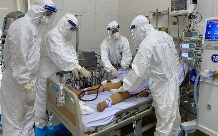 31 bệnh nhân COVID-19 có tiên lượng nặng, nguy kịch tại Đà Nẵng