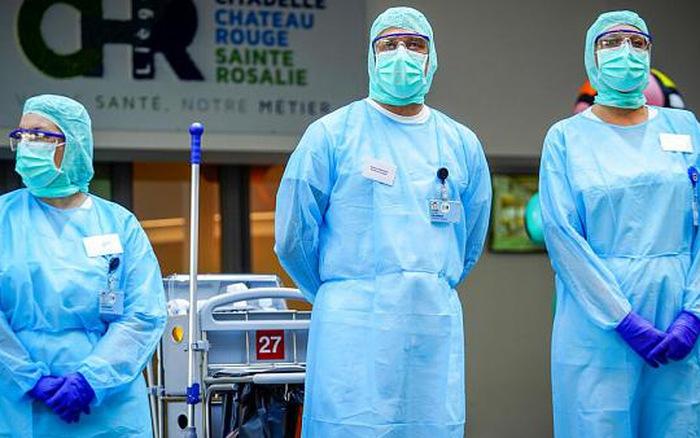 Số ca cần điều trị đặc biệt tại Bỉ tăng gấp đôi trong một tháng