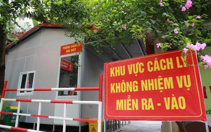 Thêm 3 ca mắc COVID-19 mới, Việt Nam có tổng 1.361 ca bệnh