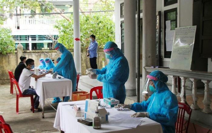 Bộ Y tế kiểm tra công tác phòng chống dịch COVID-19 tại Quảng Trị