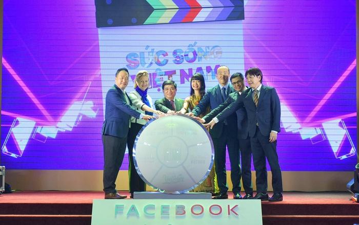 Khởi động chương trình Sức sống Việt Nam trên mạng xã hội Facebook