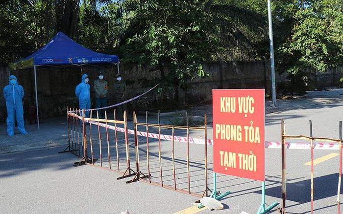 Phong tỏa 1 tầng Bệnh viện đa khoa tỉnh Quảng Trị do liên quan bệnh nhân 832 - power 645