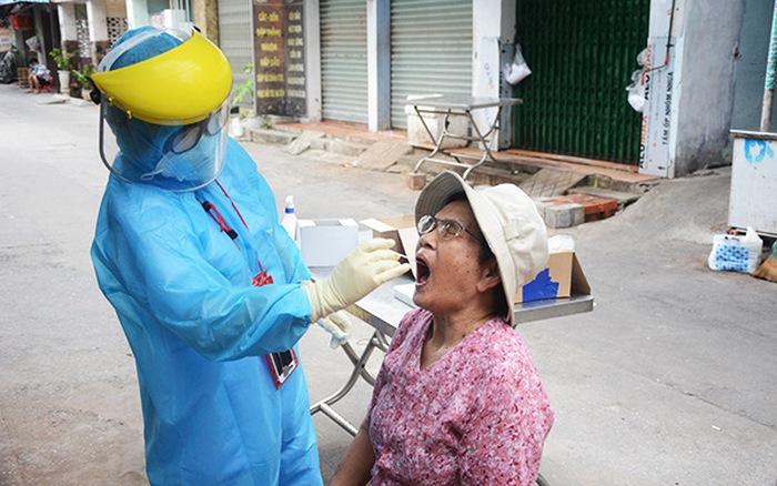 Đà Nẵng: Gần 71.000 mẫu xét nghiệm theo hộ gia đình âm tính với virus SARS-CoV-2