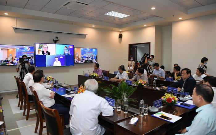 Bệnh viện Nhi Trung ương kết nối tư vấn, khám, chữa bệnh từ xa qua Viettel Telehealth