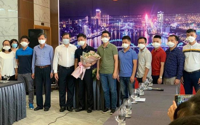 16 y, bác sĩ của Nghệ An hoàn thành nhiệm vụ hỗ trợ Đà Nẵng chống dịch