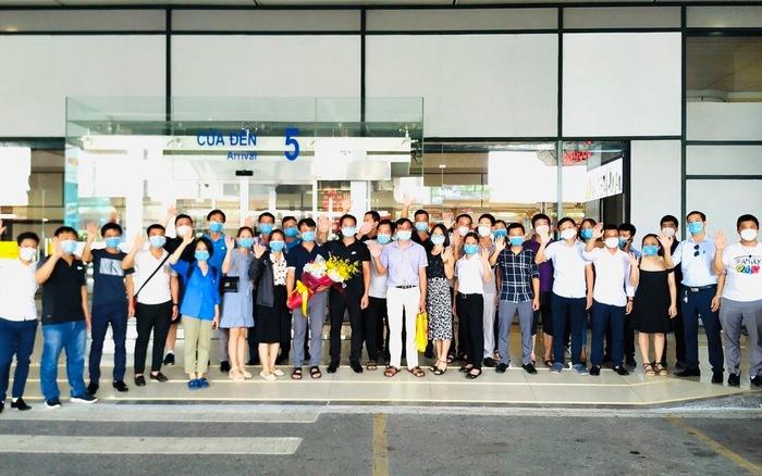 35 y, bác sĩ Phú Thọ hoàn thành nhiệm vụ hỗ trợ chống dịch tại Quảng Nam