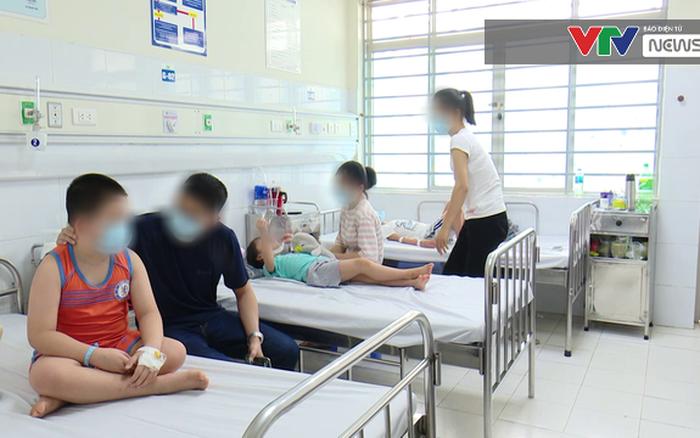 Hơn 65.000 ca mắc, 7 ca tử vong do sốt xuất huyết trên toàn quốc
