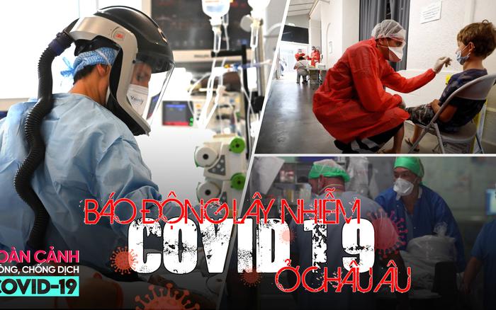 Toàn cảnh phòng chống COVID-19 ngày 18/9: Báo động tỷ lệ lây nhiễm ở châu Âu - xổ số ngày 07122019