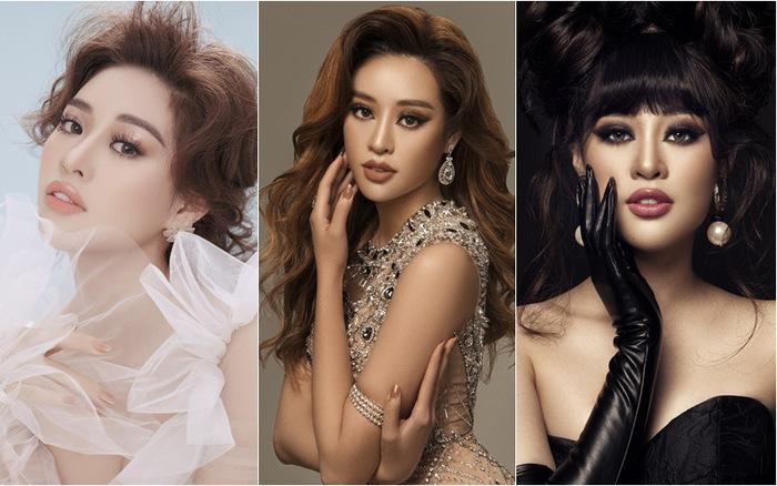 """Hoa hậu Khánh Vân biến hóa hình ảnh """"công chúa – nữ hoàng"""""""