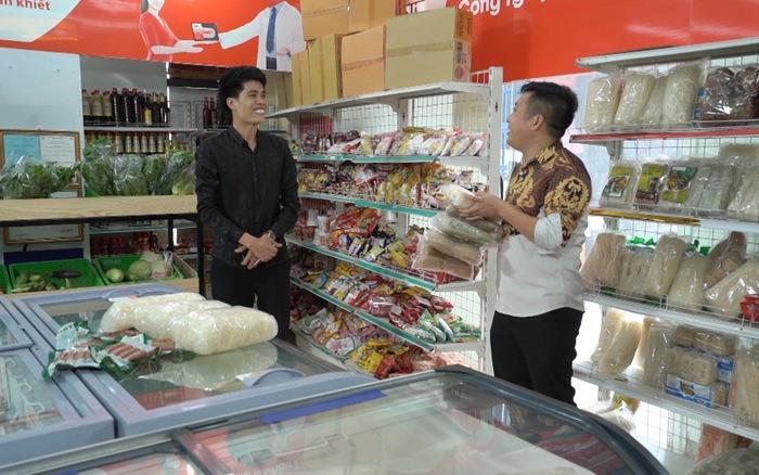 Sitcom Khu dân cư rắc rối: Chuyện an toàn thực phẩm khiến các bà nội chợ