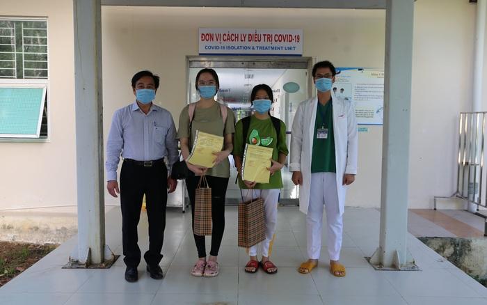 Quảng Nam: Bệnh nhân COVID-19 tái dương tính được xuất viện sau hơn 1 tháng điều trị