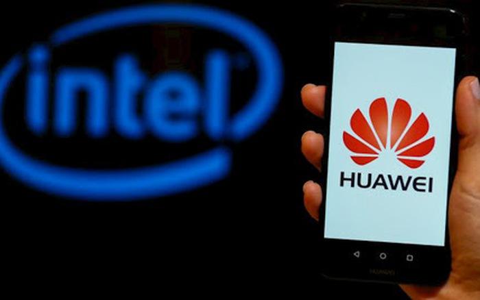 Intel được chấp thuận cung ứng chip cho Huawei
