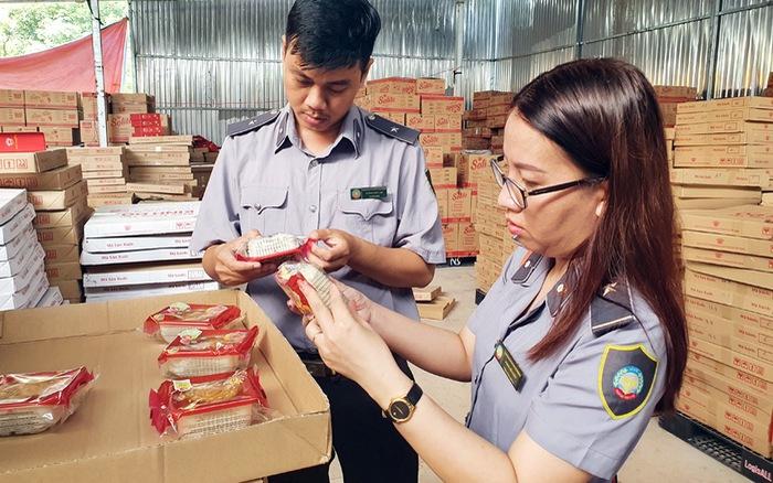 Xử lý nghiêm vi phạm về an toàn thực phẩm Tết Trung thu