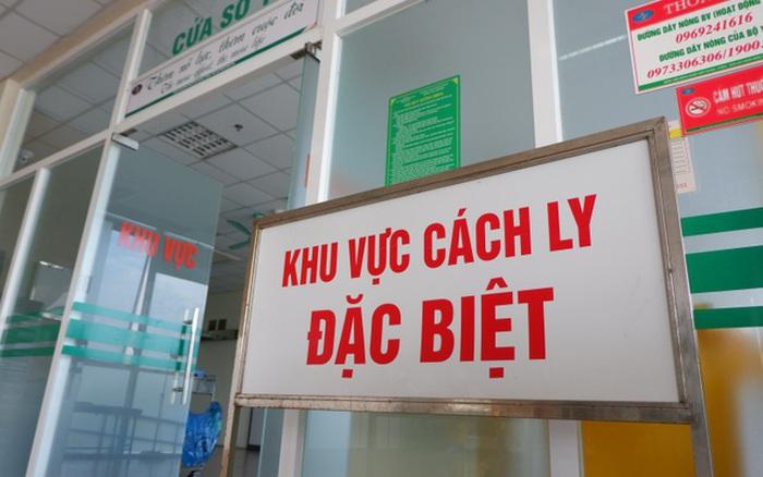 Chiều 28/10, thêm 1 ca mắc COVID-19 mới, Việt Nam có tổng 1.173 ca bệnh