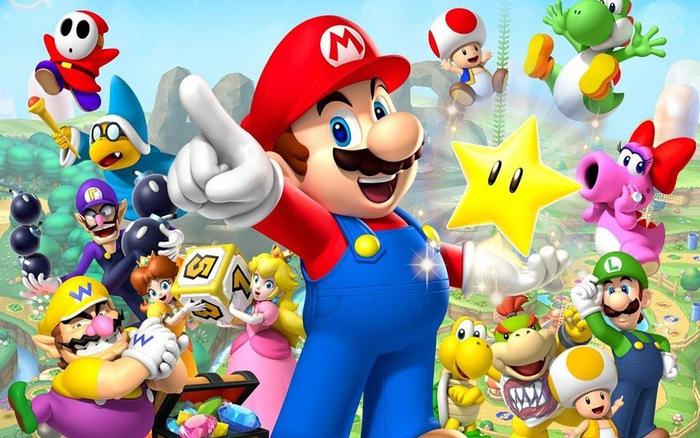 Nintendo phát hành lại tựa game