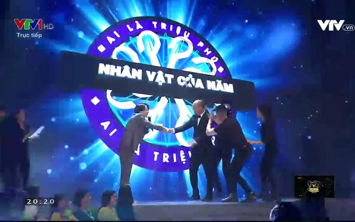 BTV Thời sự, Ai là triệu phú và dàn MC hòa ca tại VTV Awards 2020