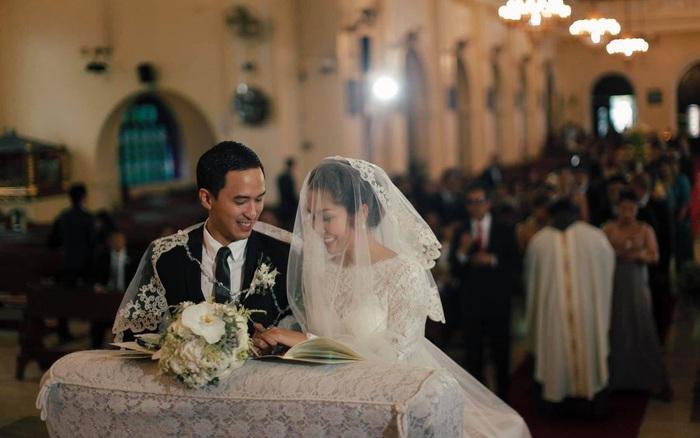 Tăng Thanh Hà khoe ảnh hạnh phúc bên ông xã doanh nhân
