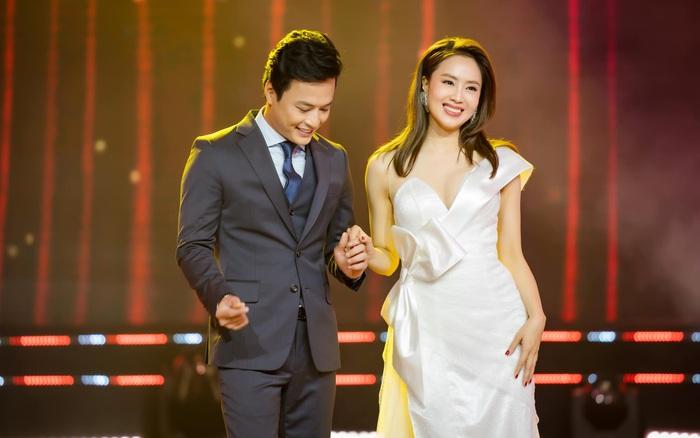 Hồng Diễm: Cảnh tình cảm với Hồng Đăng được nâng nhờ... nhạc phim | VTV.VN