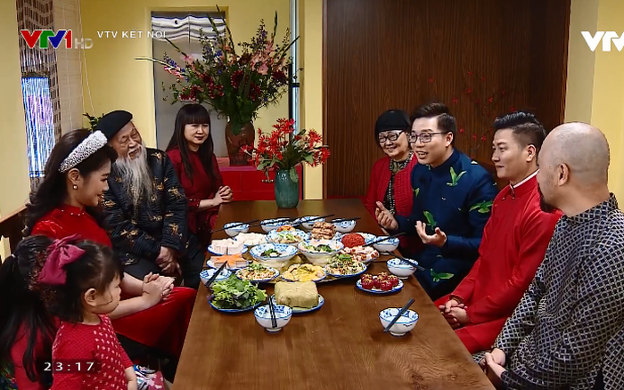 Thưởng thức hương vị Tết Việt qua 5 giác quan cùng