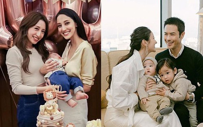 Cung Gia Hân ẩn ý Trịnh Gia Dĩnh sắp có con thứ 3?