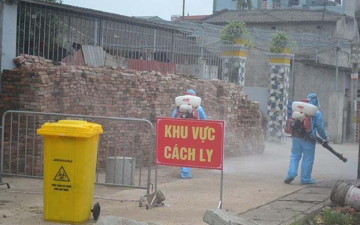 Bắc Ninh có 22 ổ dịch với 89 ca mắc COVID-19