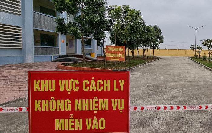 Hải Dương: Kết thúc thời gian cách ly một số khu dân cư trên địa bàn thị xã Kinh Môn - kết quả vietlott 18102019
