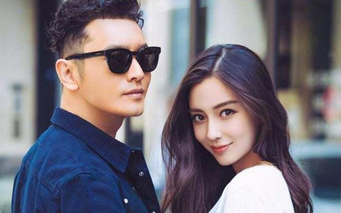 Huỳnh Hiểu Minh xóa những bình luận ly hôn Angelababy