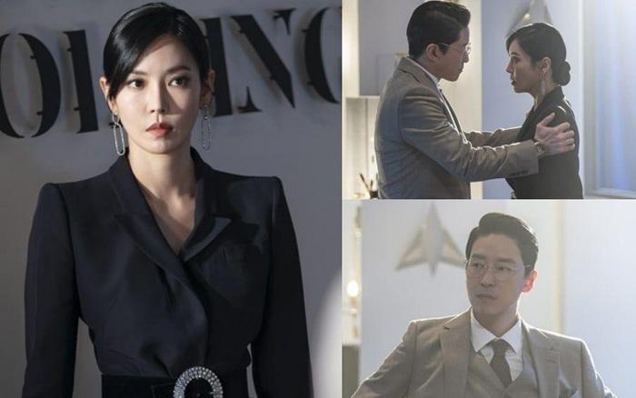 Penthouse 2: Ác nữ Cheon Seo Jin và Joo Dan Tae trở mặt - vietlott 645