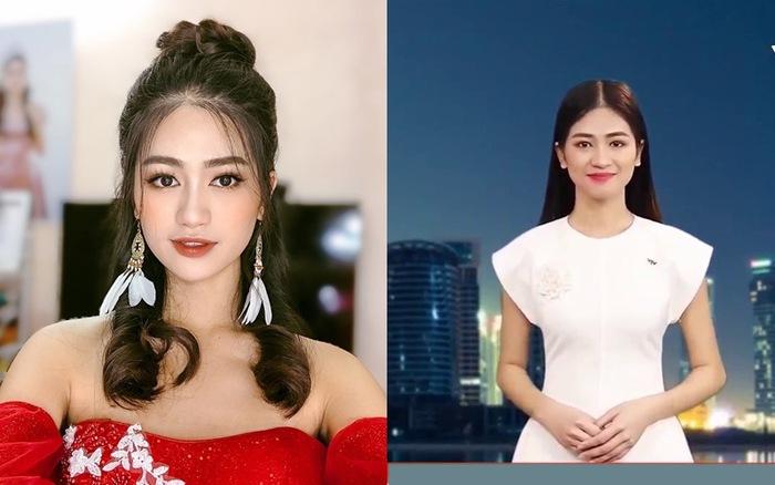 Top 5 Miss World Vietnam làm MC trên VTV