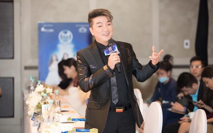 Đàm Vĩnh Hưng làm giám khảo Miss World Vietnam 2021