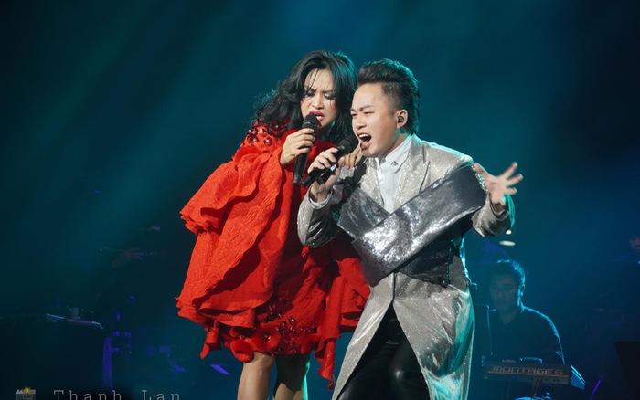 Thanh Lam, Tùng Dương, Tấn Minh hát tình ca về